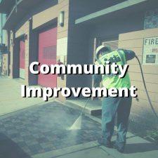 Urban Corps San Diego County Community Improvement Graffiti