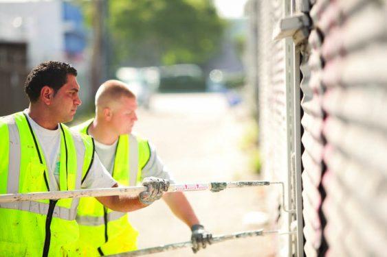 Urban Corps San Diego County Community Improvement Services Graffiti